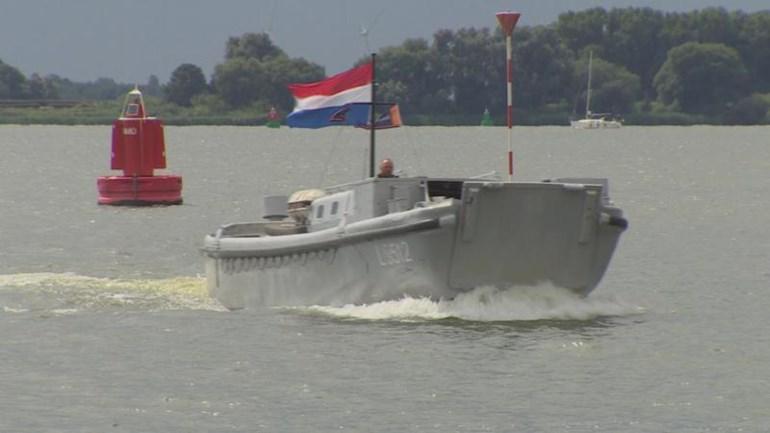 Landingsvaartuig RTVRijnmond