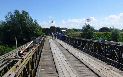 Fort Buitensluis ieder weekend open