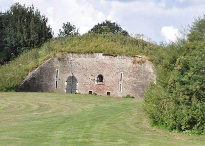 Fort-Buitensluis-Bijgebouw
