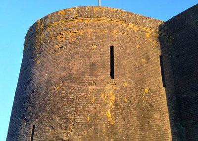 Fort-Toren-hoofdgebouw