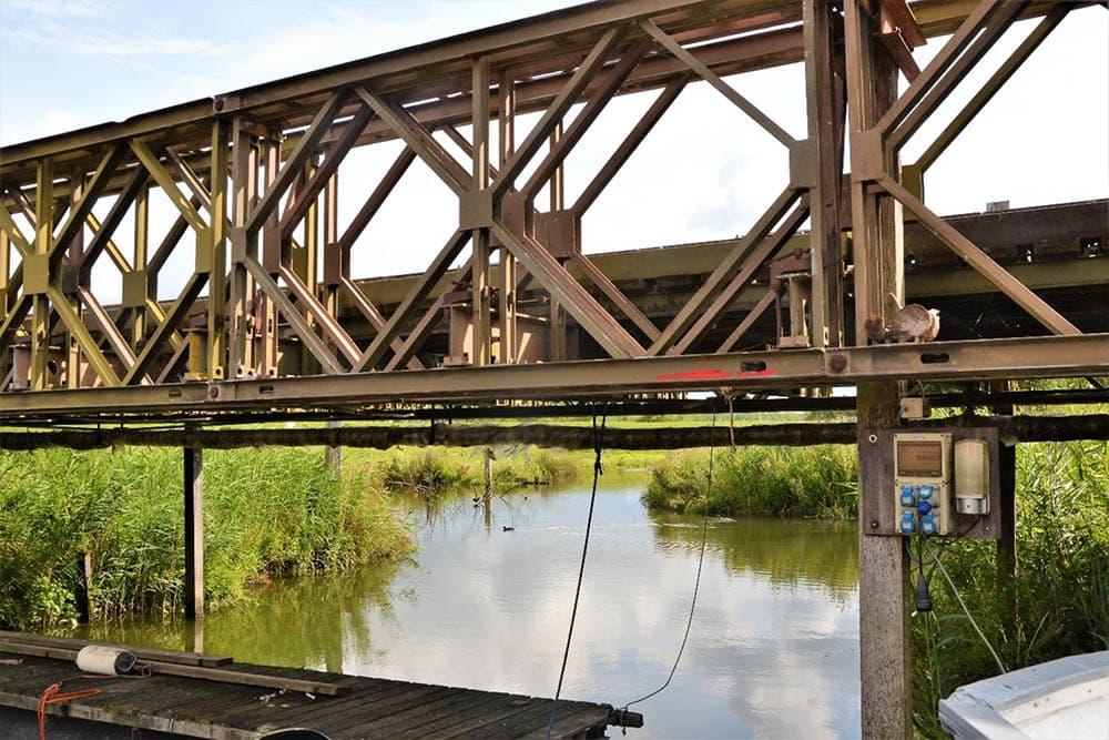 Baileybrug Fort Buitensluis