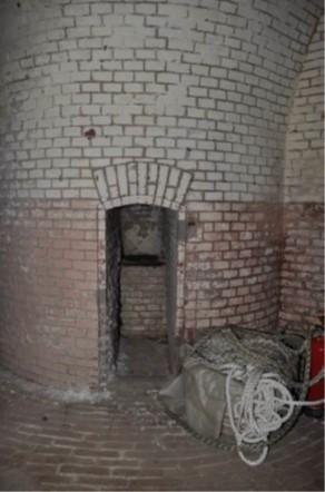 Druipkoker Fort Buitensluis